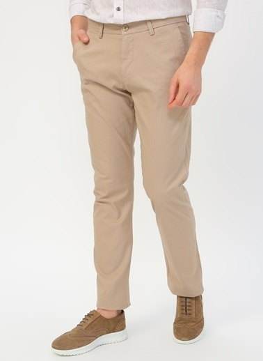 Fabrika Comfort Fabrika Comfort Bej Chıno Pantolon Bej